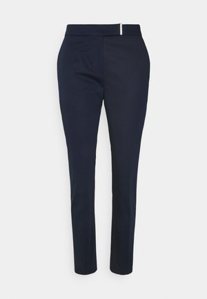 HISURI - Trousers - open blue