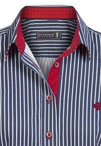 Sir Raymond Tailor - Button-down blouse - navy - 2