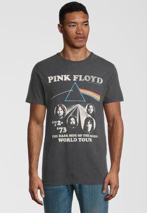 FLOYD WORLD TOUR - T-shirt print - grau