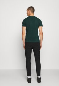 Replay - T-shirt con stampa - bottle green - 2