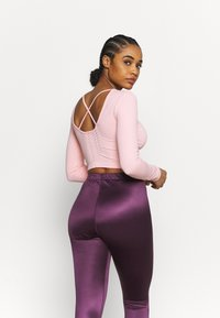Cotton On Body - LIFESTYLE SEAMLESS OPEN BACK LONG SLEEVE  - Long sleeved top - fairy tale - 2