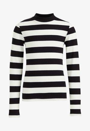 ROLNEK - Maglietta a manica lunga - black