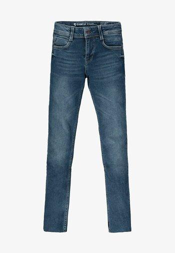 Slim fit jeans - vintage lt. blue