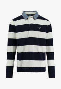 GANT - ORIGINAL HEAVY RUGGER - Polo shirt - eggshell - 0