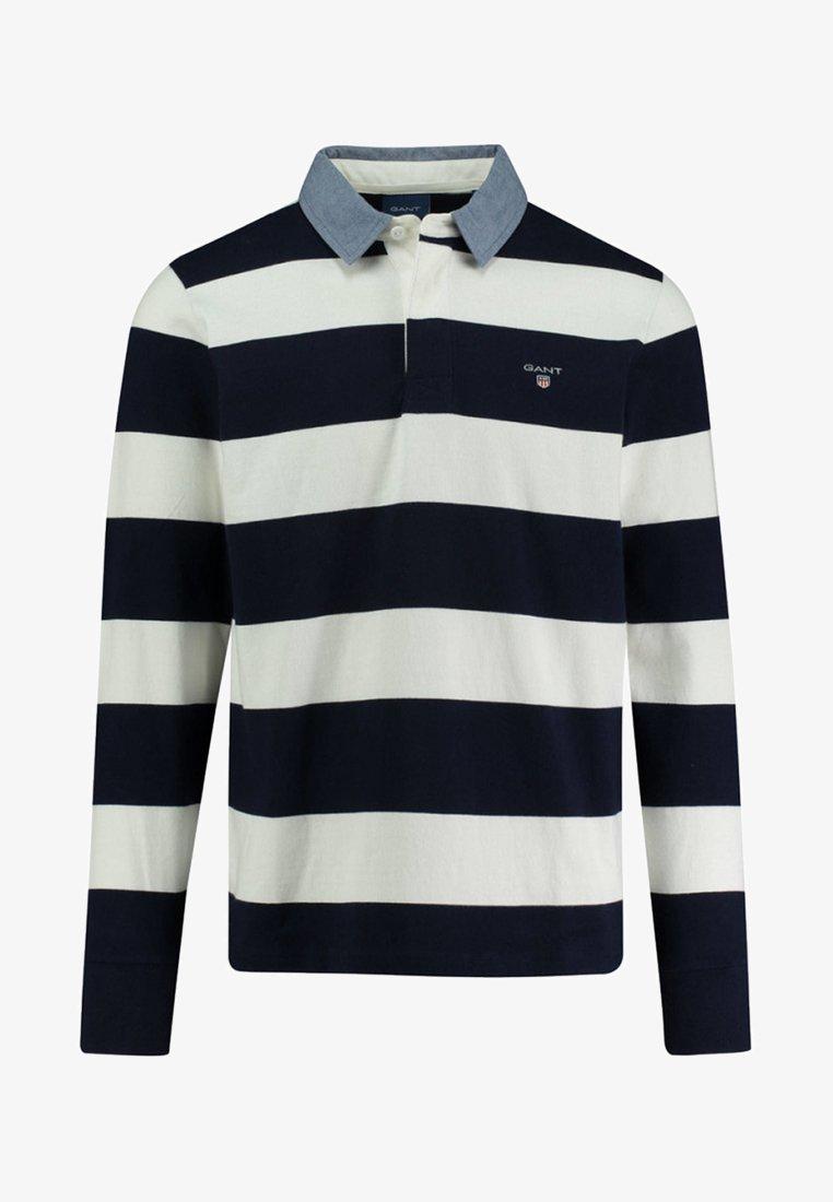 GANT - ORIGINAL HEAVY RUGGER - Polo shirt - eggshell