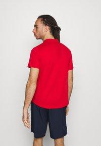 Nike Performance - BLADE - T-shirts basic - university red/white - 2
