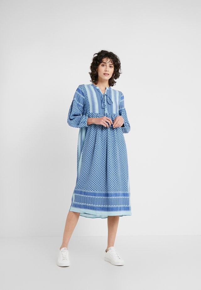REGITZE - Day dress - saphire