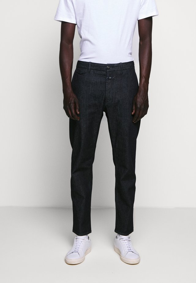 ATELIER - Jeans Tapered Fit - dark blue