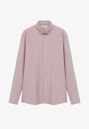 OXFORD - Overhemd - bordeaux
