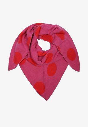 Foulard - rot/pink