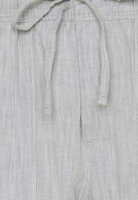GAP - V-RIB UTILITY JOGGER - Trousers - grey chambray - 2