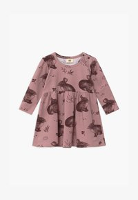 Walkiddy - CUTE RABBITS BABY - Jerseyjurk - pink - 0