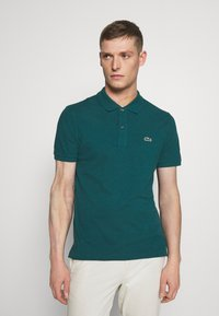 Lacoste - Polo shirt - mottled teal - 2