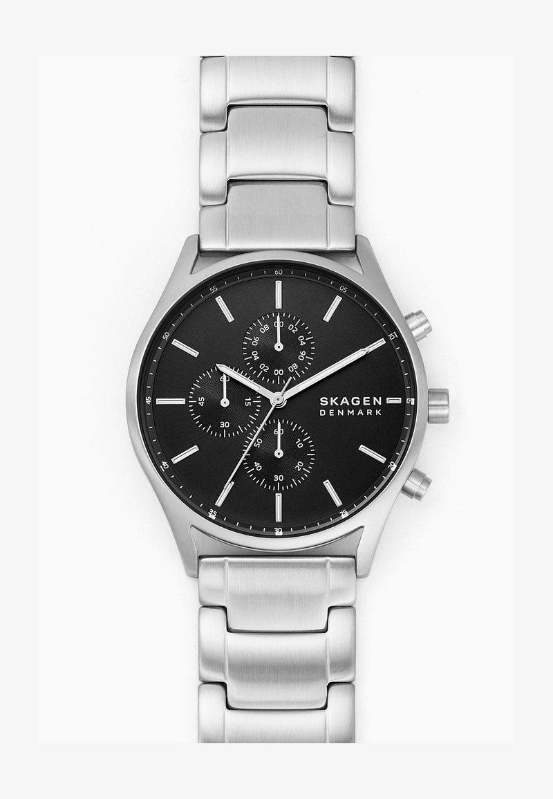 Skagen - HOLST - Chronograph watch - silver-coloured