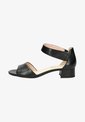 Sandały - black nappa