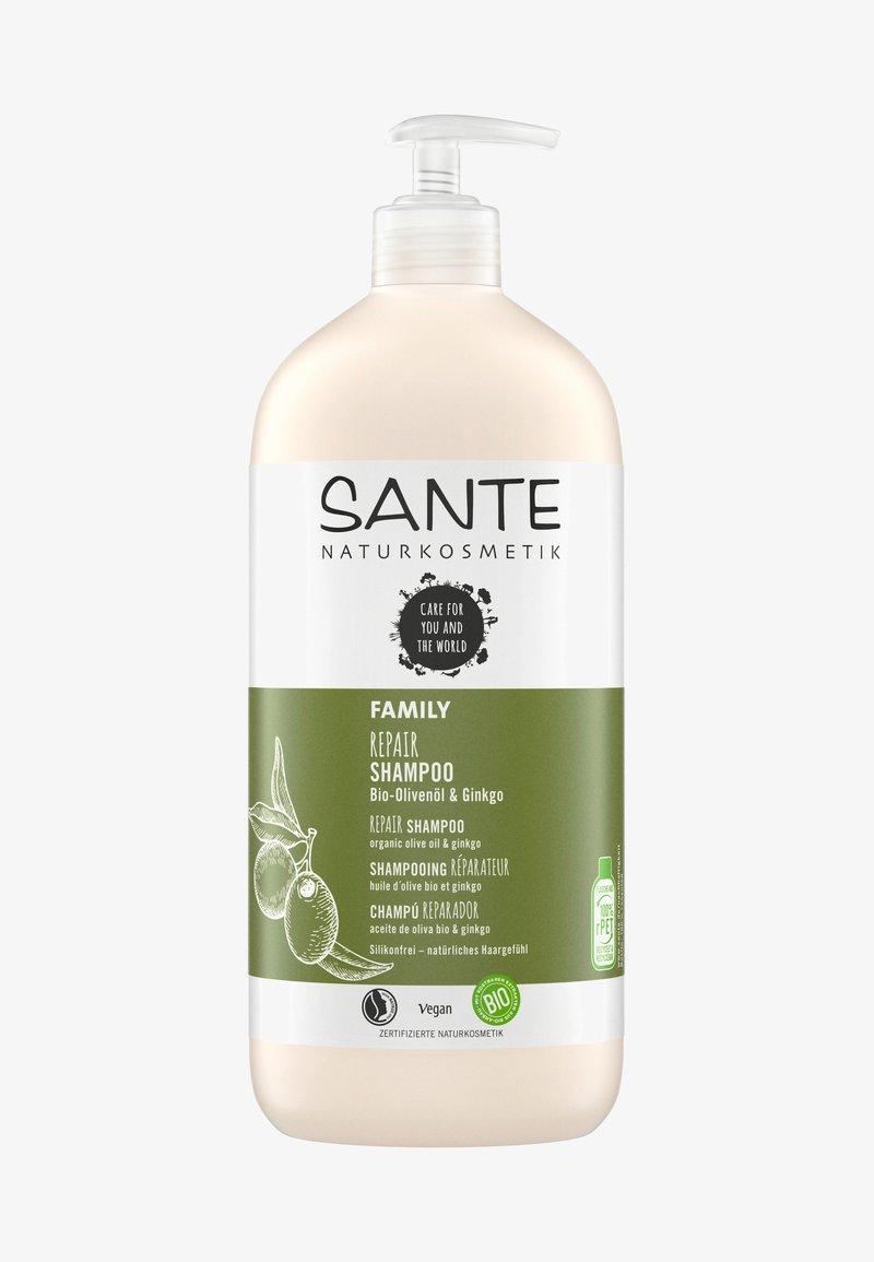 Sante - REPAIR SHAMPOO ORGANIC OLIVE OIL & GINKGO  - Shampoo - -