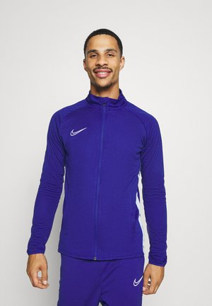DRY SUIT SET - Tracksuit - deep royal blue/armory blue/white