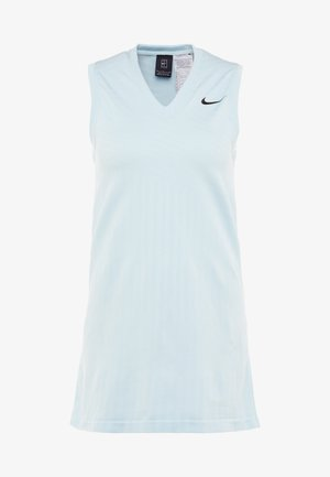 MARIA DRESS  - Sports dress - topaz mist/black