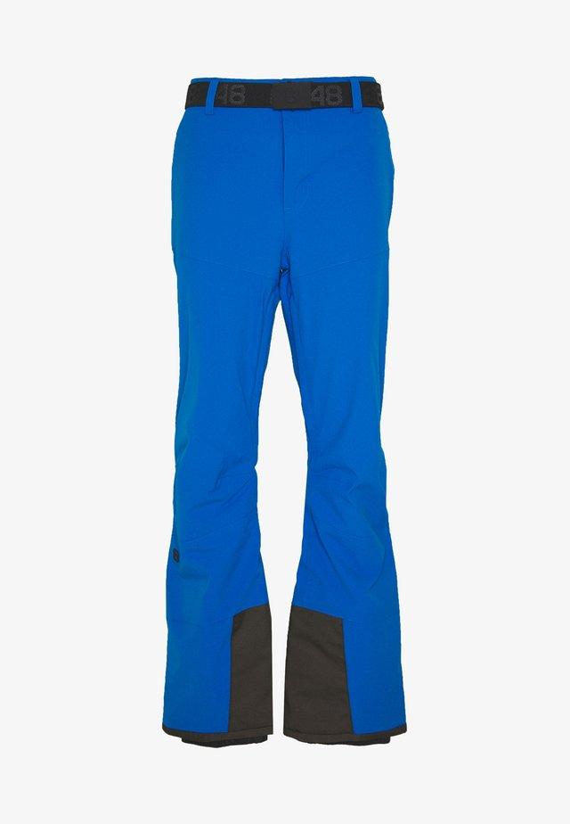 WANDECK PANT - Snow pants - blue