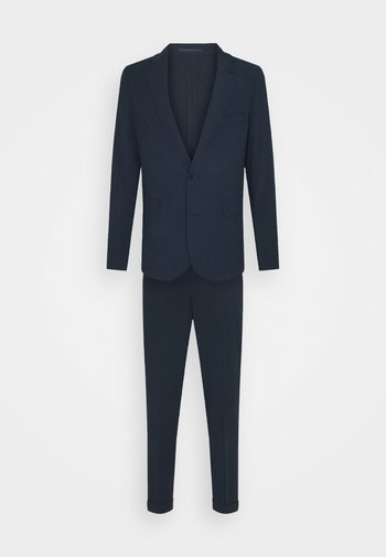 THE RELAXED SUIT - Completo - dark blue