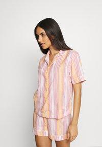 Marks & Spencer London - HANGING SHORT SET - Pyjamas - pink - 3