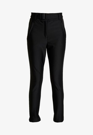 SNO VENUS DISCO - Trousers - black