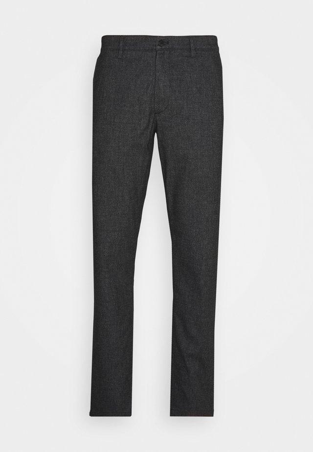 KARL - Pantalon classique - black