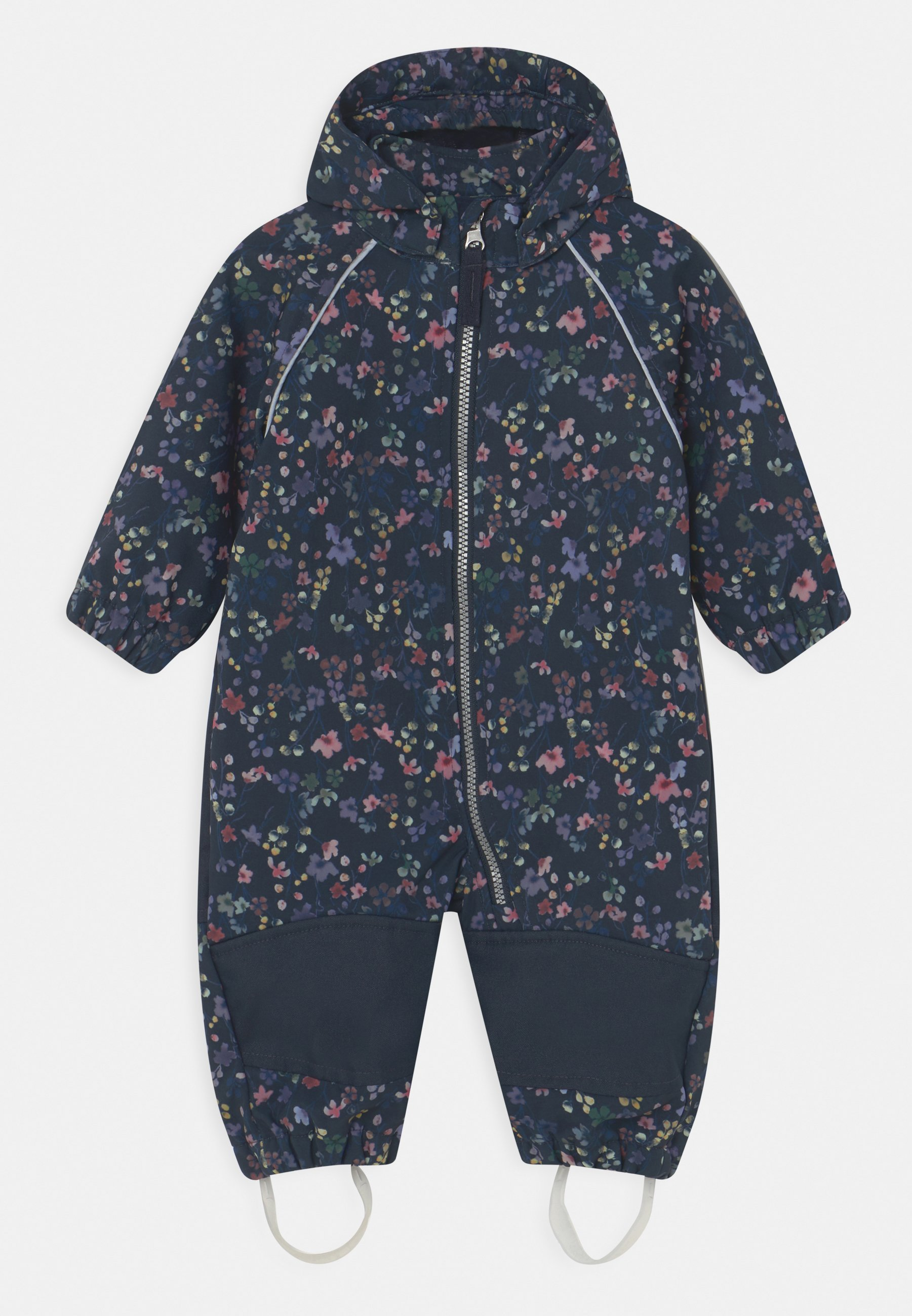 Kids NBFALFA SUIT WILD FLOWER  - Snowsuit