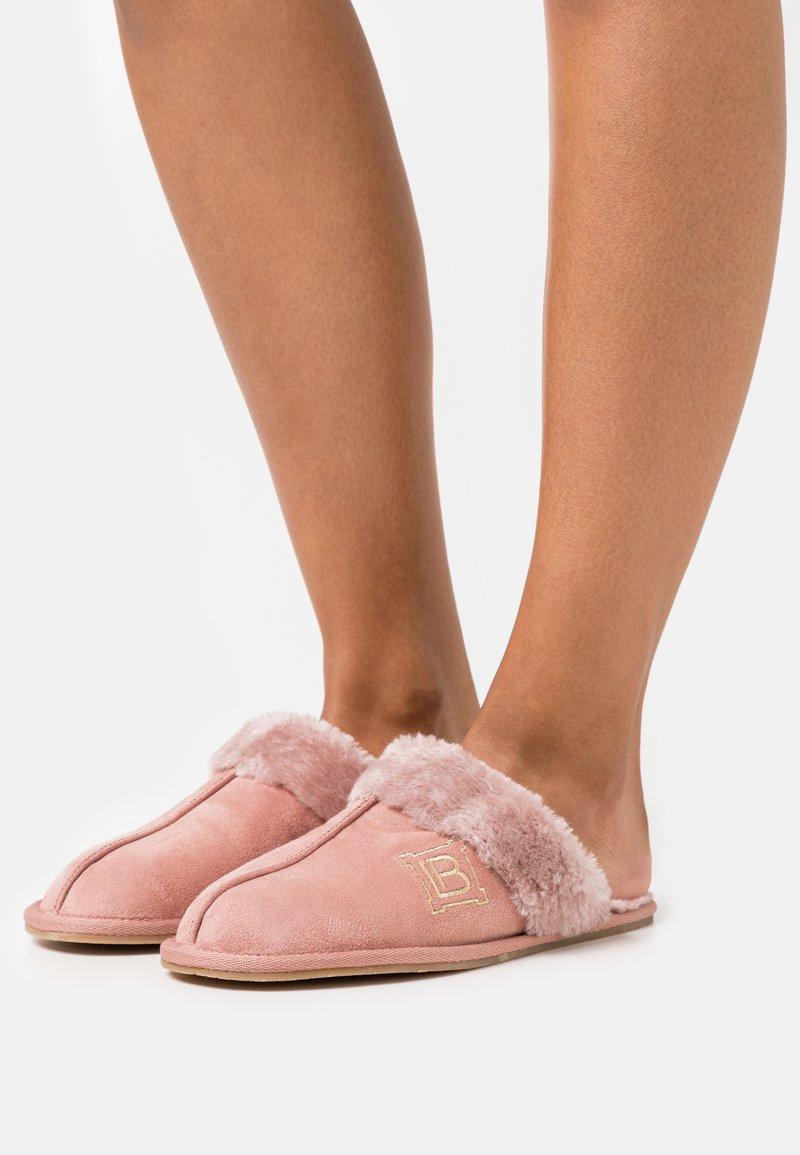Laura Biagiotti Roma - Slippers - pink