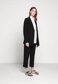 Filippa K - REGINA TROUSER - Trousers - black - 1