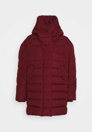 CARIN  - Winter coat - velvet red