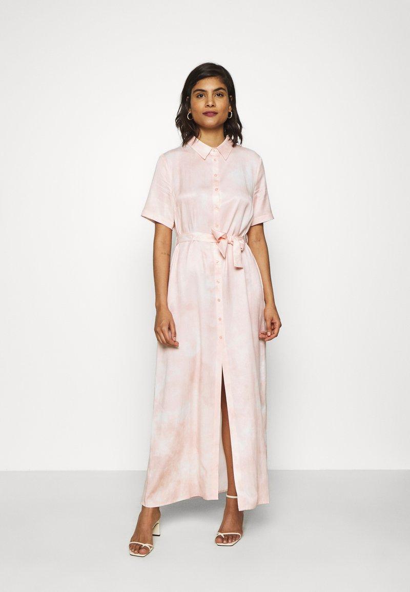 Denham - ROXANNE DRESS - Maxi dress - pink salt