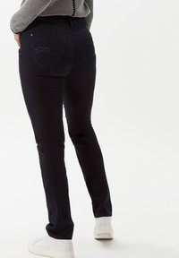 BRAX - Trousers - dark blue - 1