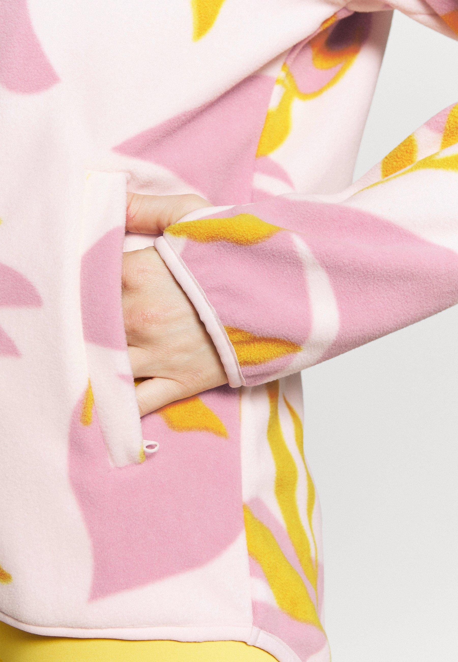 Women MOUNTAIN - Fleece jumper