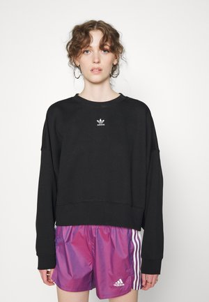 Sportinis megztinis - black