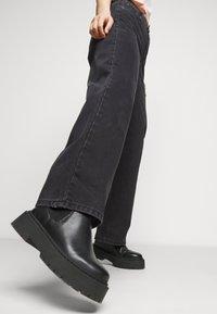 Dr.Denim Petite - ECHO - Jeans relaxed fit - concrete black - 3