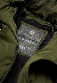Superdry - COCOON - Winter coat - khaki - 4