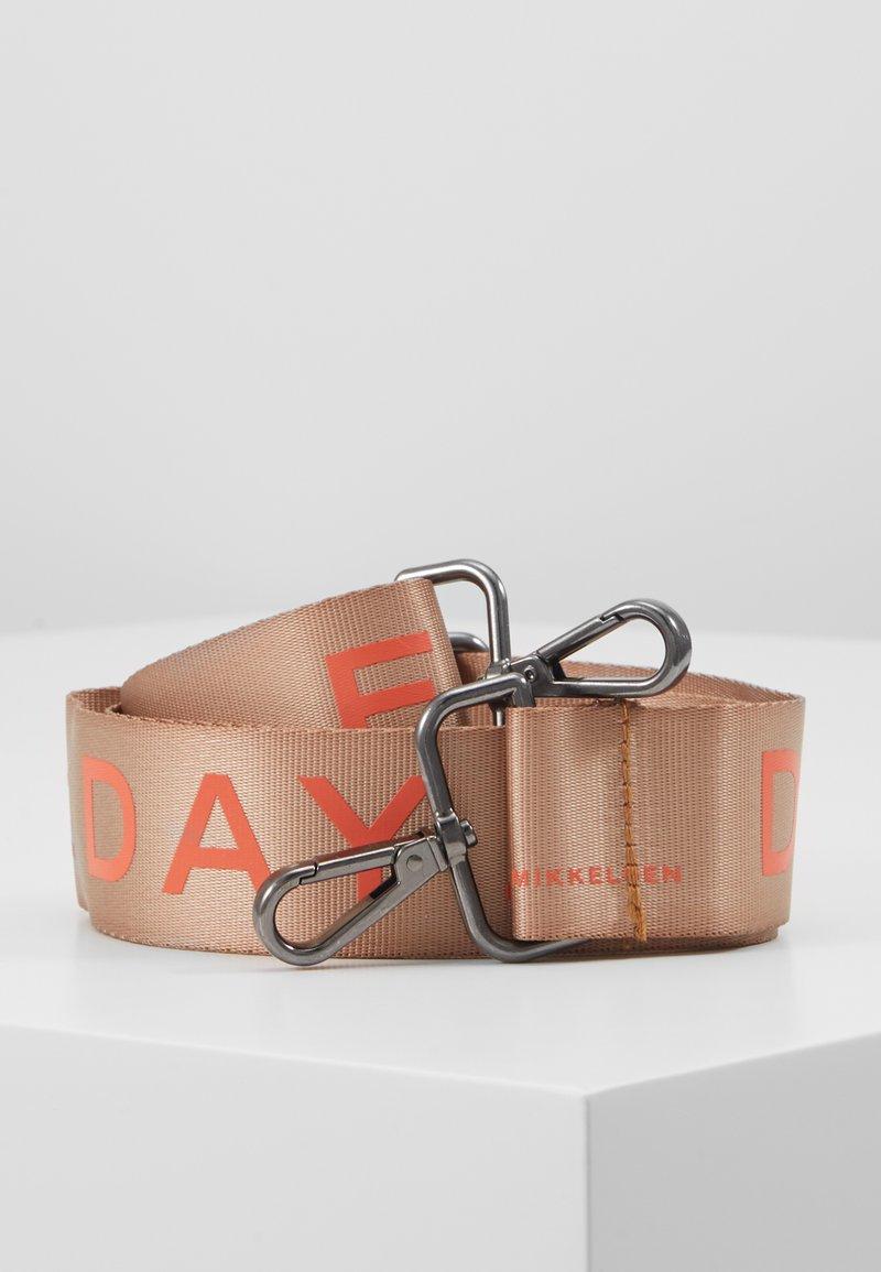 DAY Birger et Mikkelsen - STRAP - Belte - light brown/orange