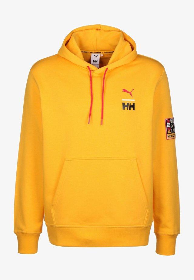 HELLY HANSEN  - Hoodie - yellow