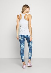 GAP - BREATHE TANK FASHION COLORS - Treningsskjorter - stillwater - 2