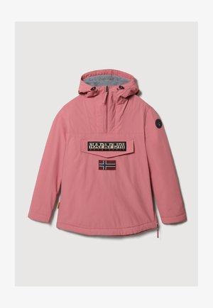 Winterjas - pink lulu