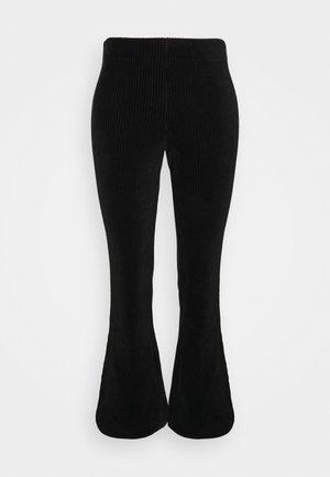 ONLFENJA LIFE FLARED PANT - Trousers - black