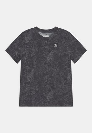 CHASE - Print T-shirt - black