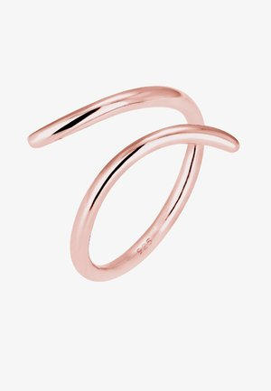 STATEMENT - Ring - roségoldfarben
