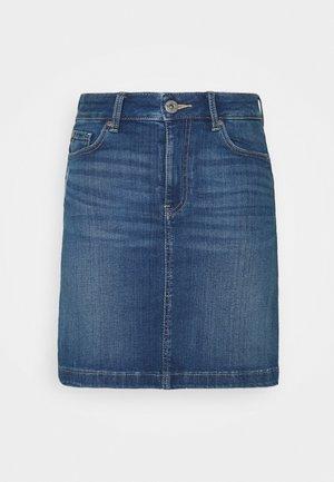 SKIRT - Gonna di jeans - blue denim