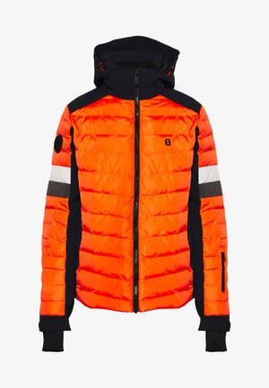 CIMSON JACKET - Lyžařská bunda - orange