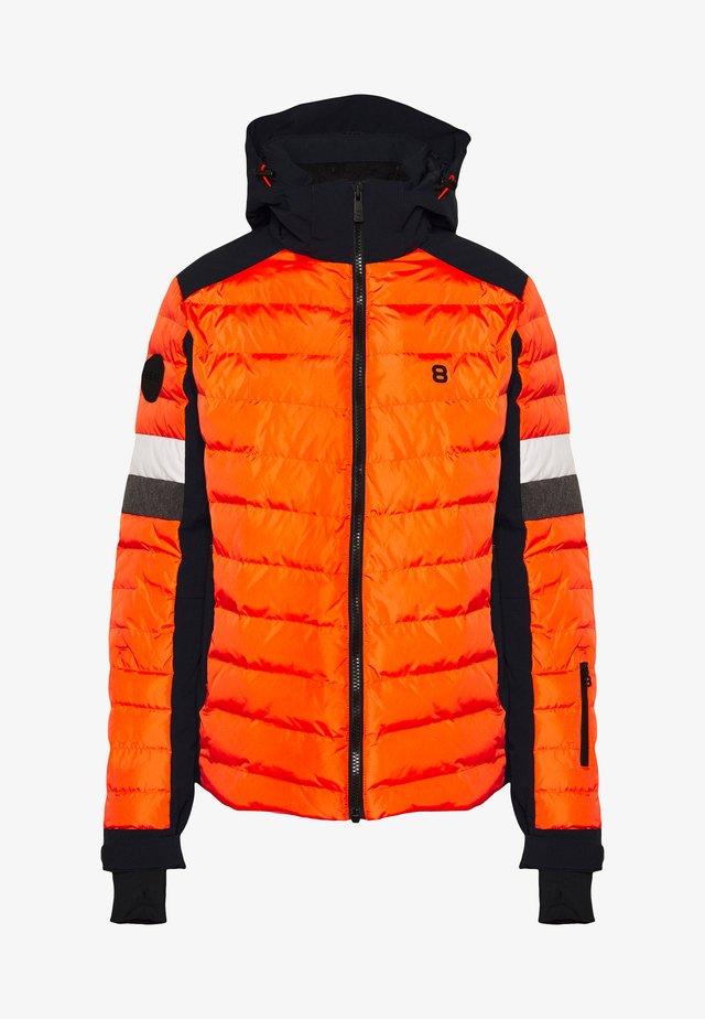 CIMSON JACKET - Ski jacket - orange