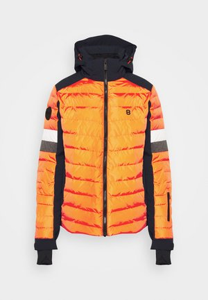 CIMSON JACKET - Skijacke - orange
