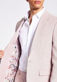 River Island - Blazer jacket - pink - 3