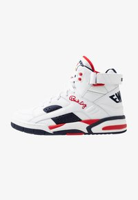 Ewing - ECLIPSE  - High-top trainers - white/chinese red/black - 0